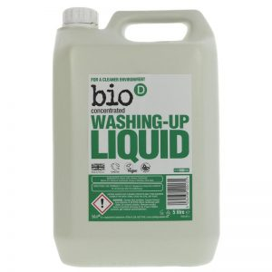 BioD Washing Up Liquid 5L